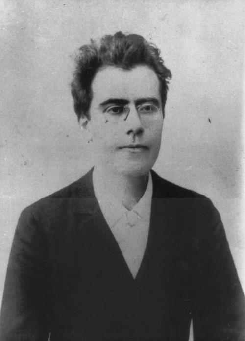 gustav mahler 18601911 year 1888