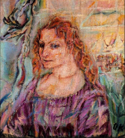 an introduction to the life of oskar kokoschka German-born artist walter spies (1895–1942), who spent much of his life in what  is  acquainted with top german expressionist artists oskar kokoschka and otto  dix  decades after his death he also introduced european art to the balinese,.