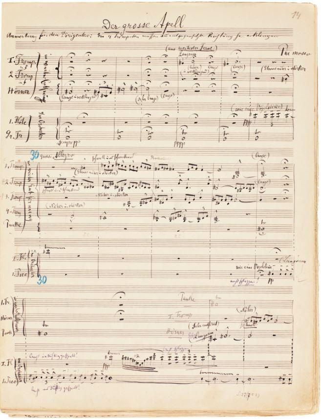 mahler symphony 2 movement v essay Concert alondra de la parra conducts mahler: symphony no 2, resurrection with olivia gorra, jennifer johnston, the london philharmonic orchestra et le city of birmingham symphony.