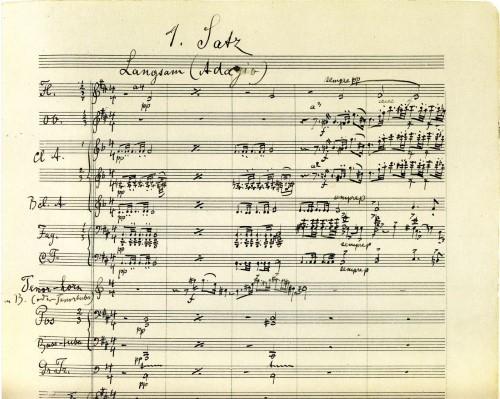 Imagini pentru mahler 7 symphony
